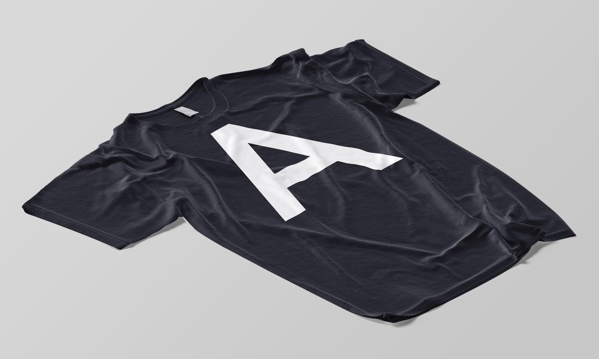 T-Shirt Mockup,T恤模板展示psd模板