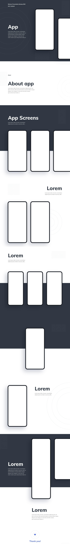 UI长图包装模板源文件,UI设计长图包装样机模板