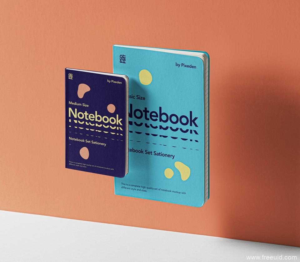 书籍、名片、咖啡、背包高端样机模版展示psd源文件下载