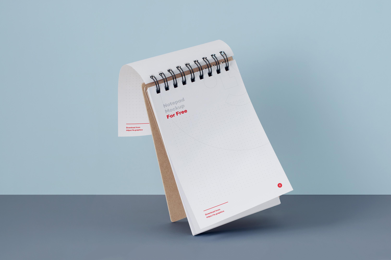 笔记本展示模板psd源文件