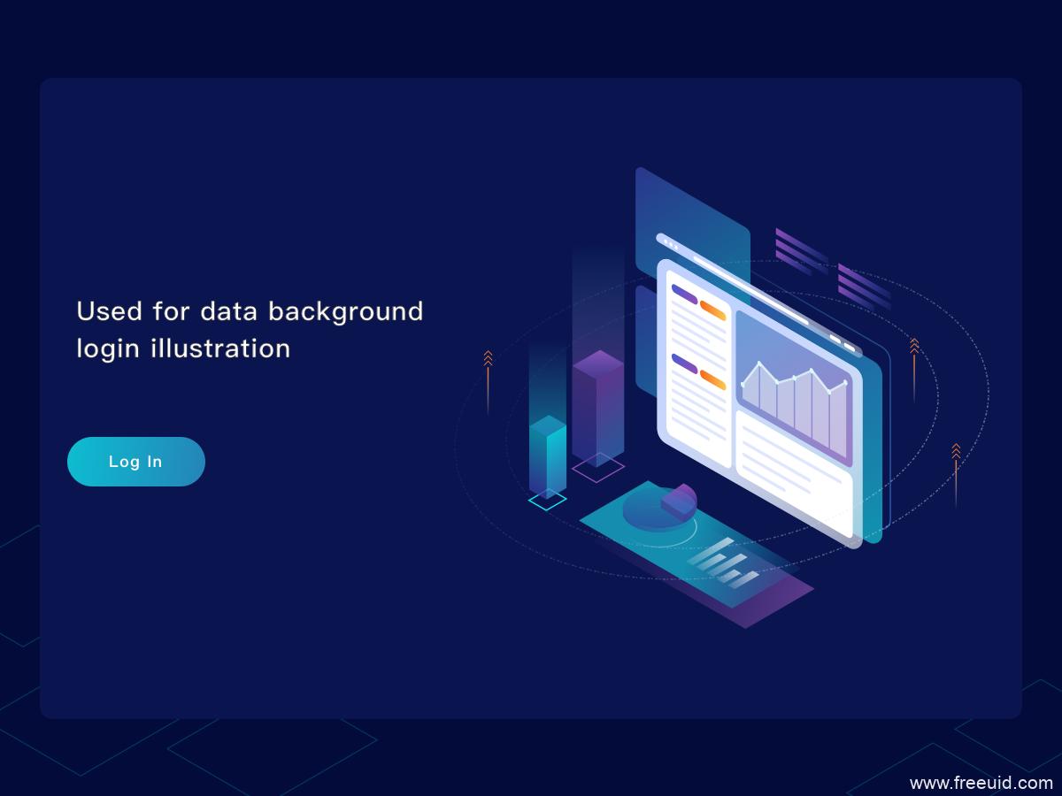2.5d data illustration