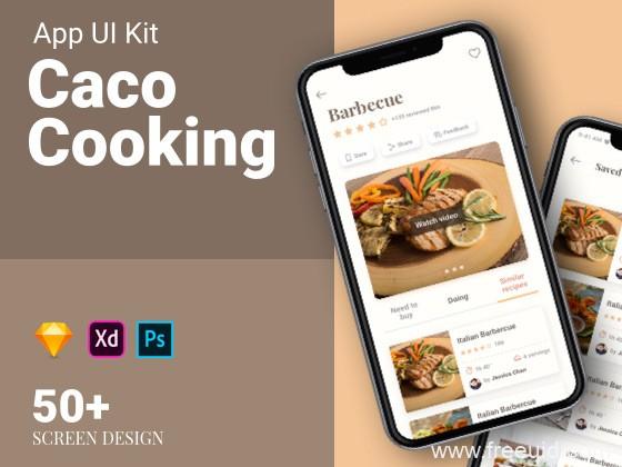 50+页超完整美食app/外卖APP/生鲜APP/旅游APP UI源文件下载,UI素材下载