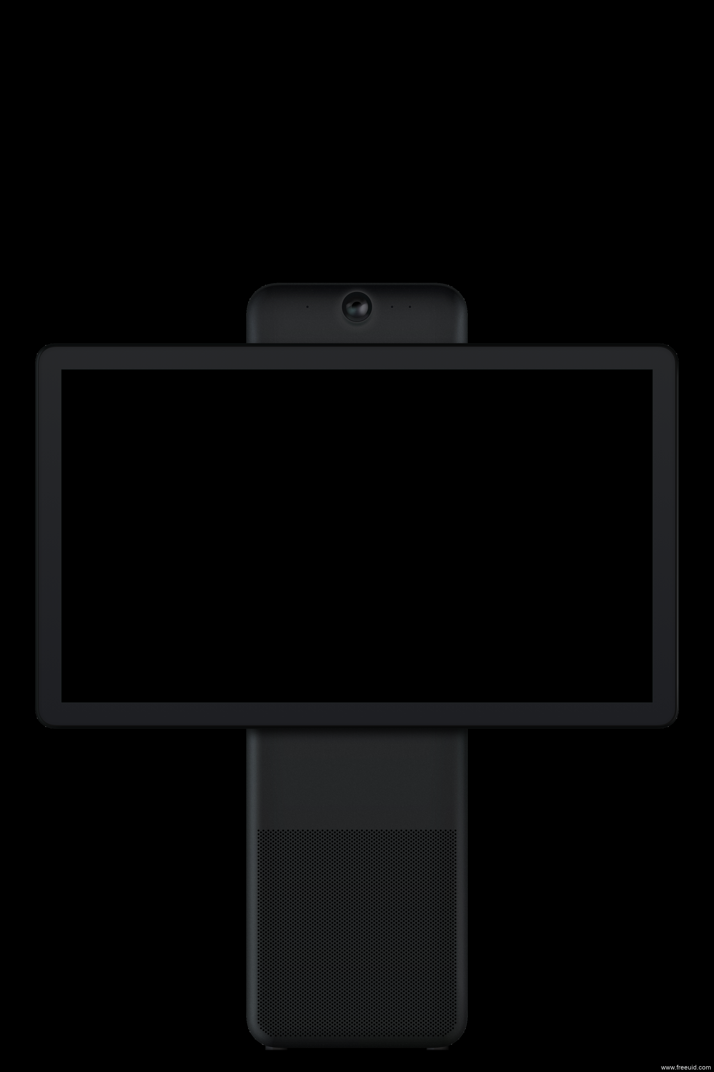 Facebook Portal+样机模板sketch源文件下载
