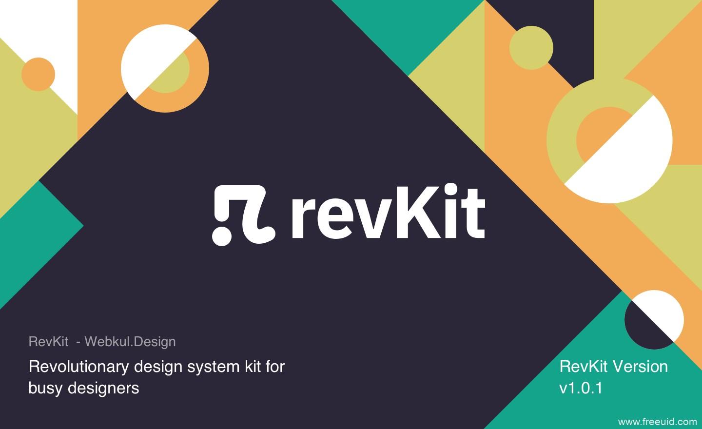 设计师提效必备 UI Kit sketch源文件下载